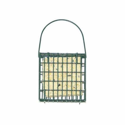5.75'' Single Suet Cage Perspective: front