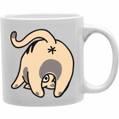 Catbutt - Catbutt Print Mug Perspective: front