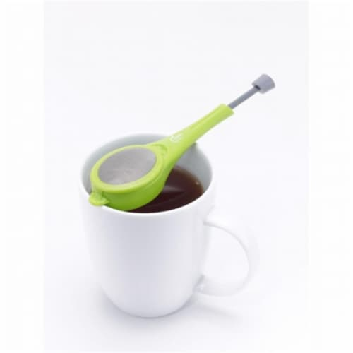 Total Tea Infuser Perspective: front