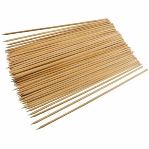 Onward   100 Pack 12 in. Bamboo Skewers Perspective: front