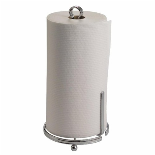 Honeywell  Chrome York Paper Towel Holder Perspective: front
