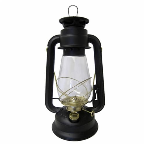 No. 20 Outdoor Lantern, Black Perspective: front