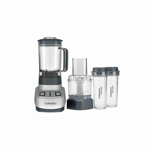 Velocity Ultra Trio 1 HP Blender & Food Processor Perspective: front