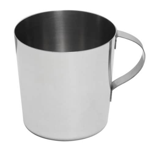 Lindy's  Stainless Steel Drinking Cup 10-Ounces Perspective: front