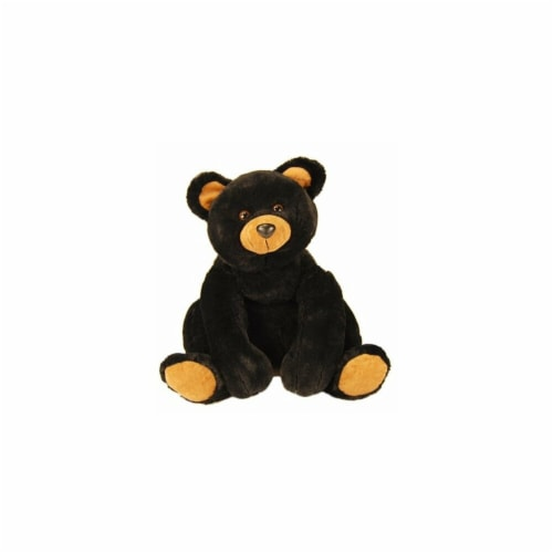 27 Inch Mr. Smokey Plush Bear Perspective: front