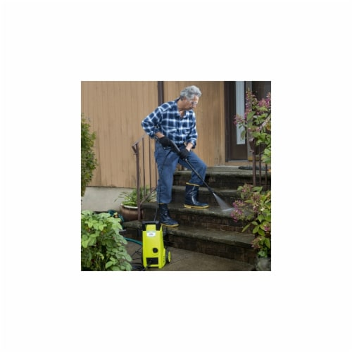Pressure Joe 1450 PSI 1.45 GPM 11.5-AMP Electric Pressure Washer Perspective: front
