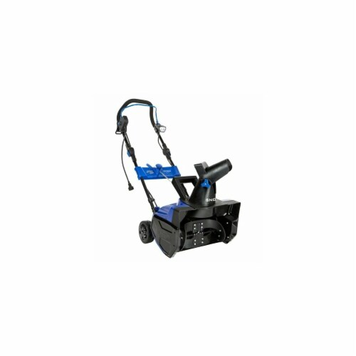 18 in. Electric Snow Thrower With Light Perspective: front