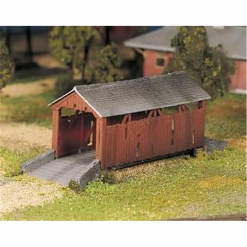 O Covered Bridge Perspective: front