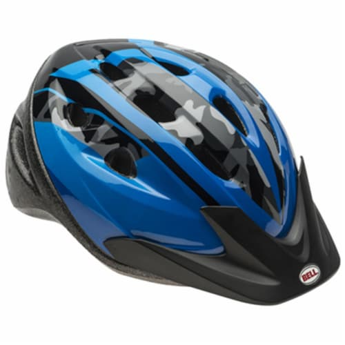 7063277 Child Boys Blue Helmet Perspective: front