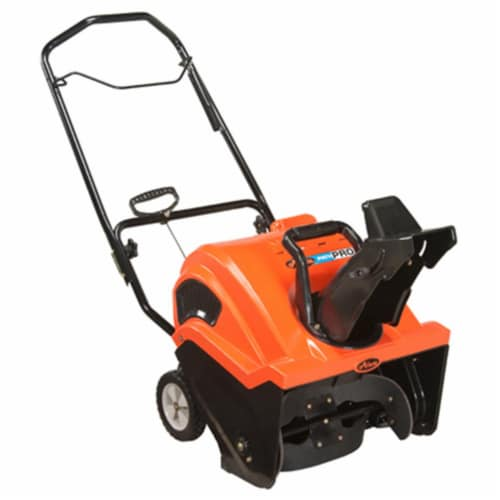 21 in. Single-Stage Snow Thrower Perspective: front