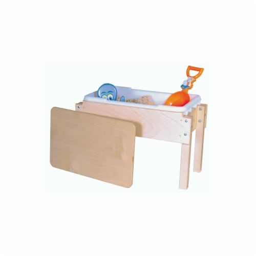Petite Tot Sand And Water-Sensory Table Perspective: front