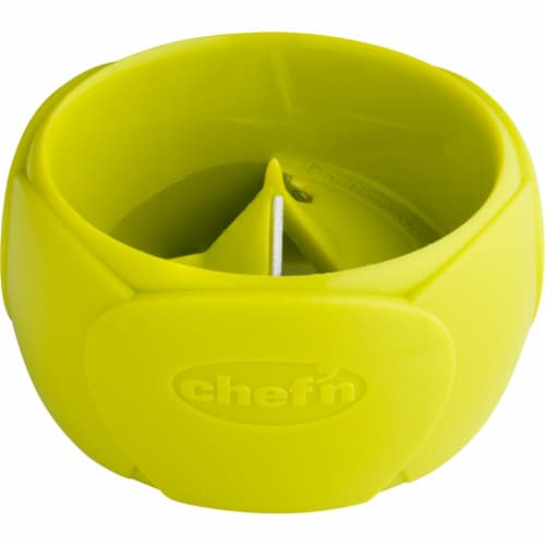 Twist N Sprout Brussel Sprout Prep Tool  Plastic - Green Perspective: front