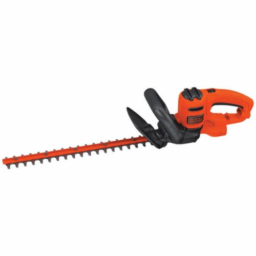 18 x 0.625 in. 3.5A Steel Corded Hedge Trimmer 3.5 amps Perspective: front