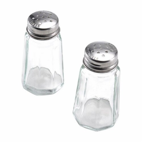 5078608 1 oz Salt & Pepper Set Perspective: front