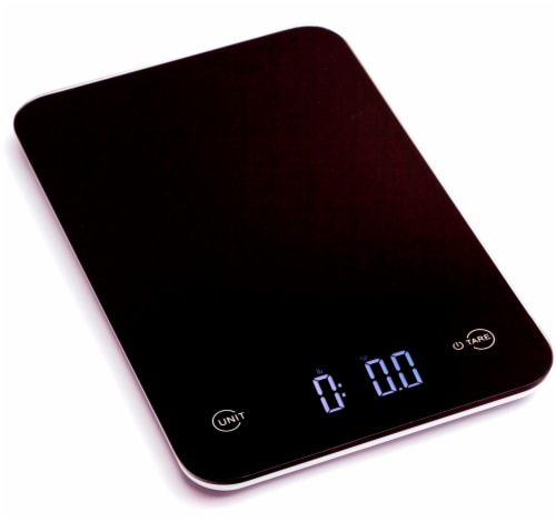 Ozeri Touch Professional Digital Kitchen Scale (12 lbs Edition) Perspective: front