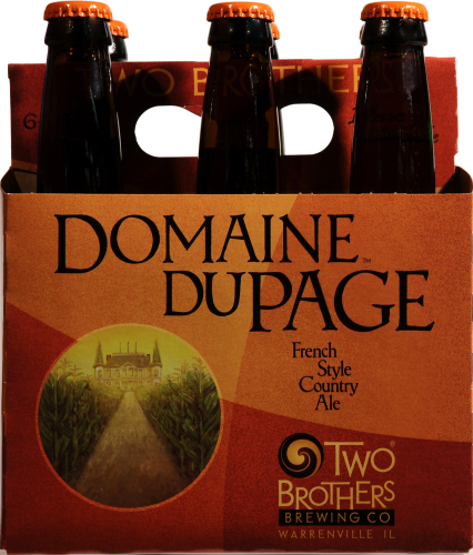 Two Brothers Domaine DuPage Perspective: front
