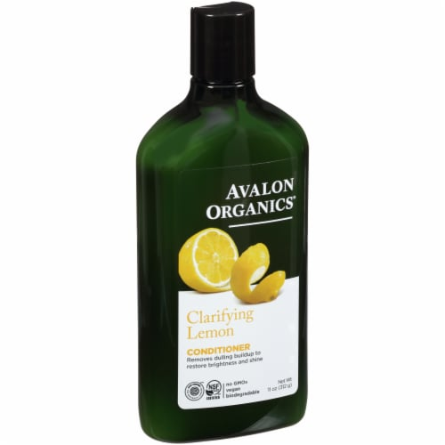 Avalon Organics Lemon Clarify Conditioner Perspective: front
