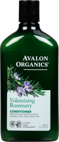 Avalon Organics Volumizing Rosemary Conditioner Perspective: front