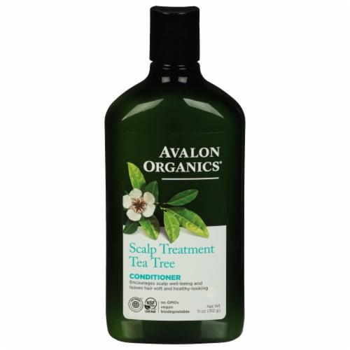 Avalon Organics Tea Tree Scalp Treatment Conditioner Perspective: front