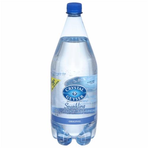 Ralphs - Crystal Geyser Sparkling Mineral Water, 42 25 Fl Oz