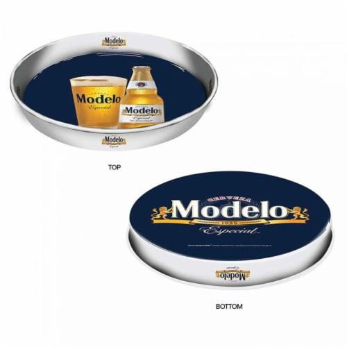 Corona® Extra 40794 Modelo Especial No-Slip Serving Tray Perspective: front