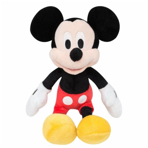 Disney 46036 Disney Mickey Mouse Plush Doll Perspective: front
