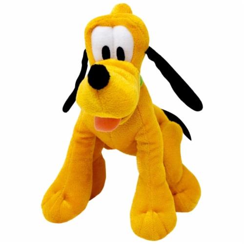 Disney 804556 Disney Pluto Plush Toy - 11 in. Perspective: front