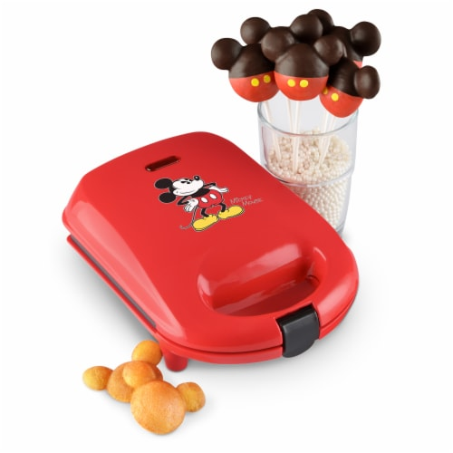 Select Brands Disney Mickey Mouse Cake Pop Maker Perspective: front