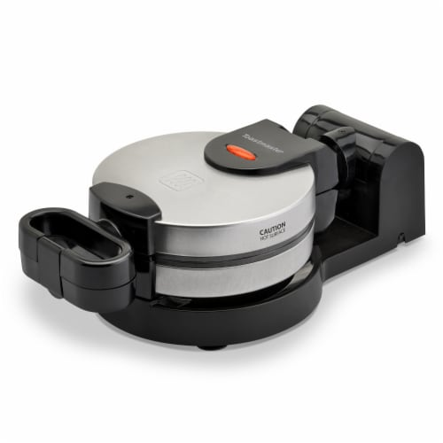 Select Brands Toastmaster Rotating Waffle Maker Perspective: front