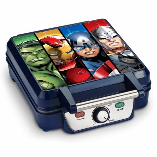 Marvel Avengers Waffle Maker Perspective: front