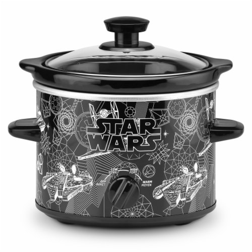 Select Brands Star Wars 2-Quart Slow Cooker Perspective: front