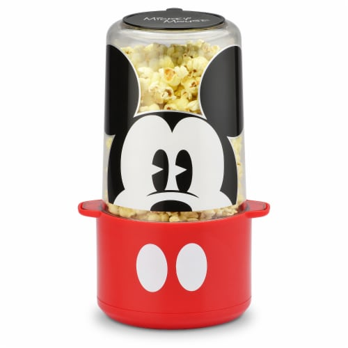 Select Brands Disney Mickey Mouse Stir Popcorn Popper Perspective: front