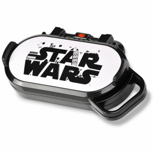 Select Brands Star Wars Pancake Maker Perspective: front