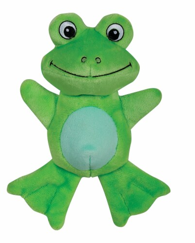 SmartPetLove Tender-Tuff Comfort Frog Dog Toy Perspective: front