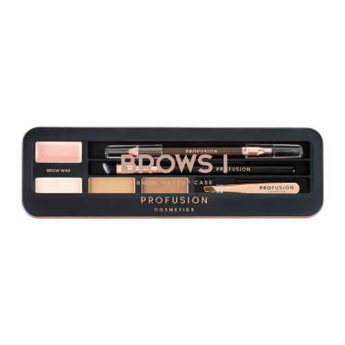 Profusion Cosmetics Brows I Brow Makeup Case Perspective: front