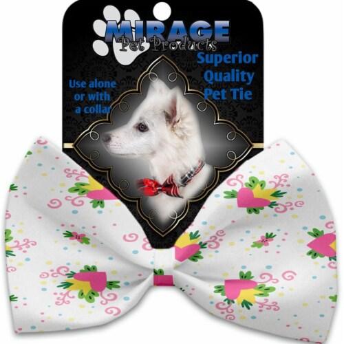 Mirage Pet 1372-BT Sweet Love Pet Bow Tie Perspective: front
