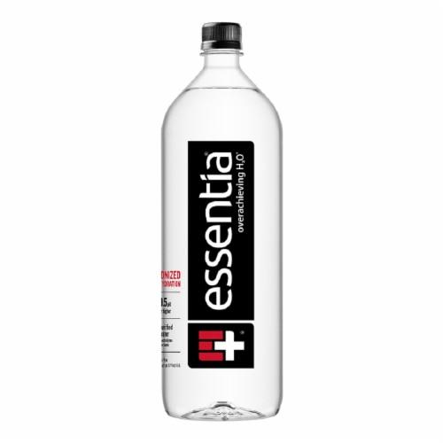 Essentia Ionized Alkaline Water Perspective: front