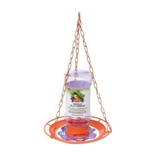 32 oz Oriole Jelly Feeder Perspective: front