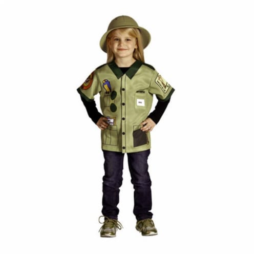 My 1st Career Gear Zookeeper  ages 3-5 Perspective: front