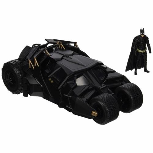 Batmobile Tumbler Diecast Model Car Perspective: front