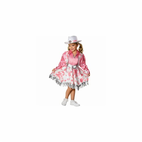 Rubies Costume Co Western Diva Child Costume Size Medium- Girls 8-10 Perspective: front