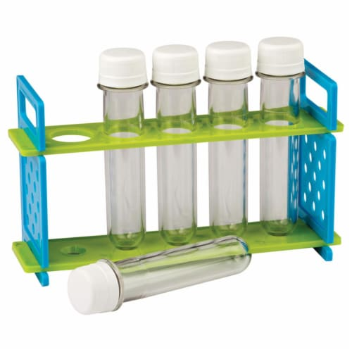 Test Tube & Activity Set Perspective: front
