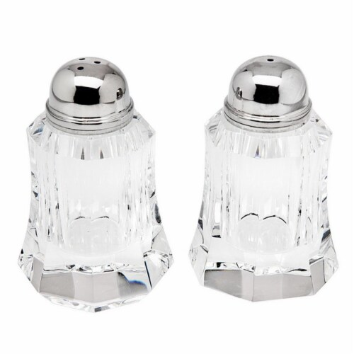 Amsterdam Salt & Pepper Shakers Perspective: front