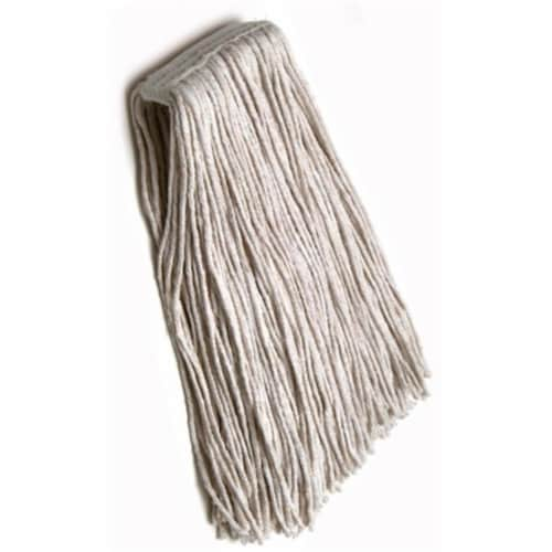 No. 16 Cotton Mop Head Perspective: front