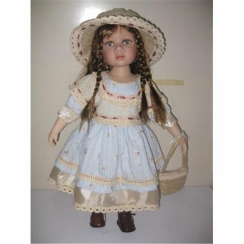 Ellis Island Doll - Eva Perspective: front