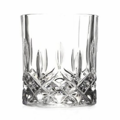 RCR Opera Crystal Double Old Fashionl set of 6 Perspective: front
