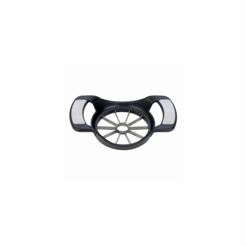 Apple Corer & Slicer- Black Perspective: front