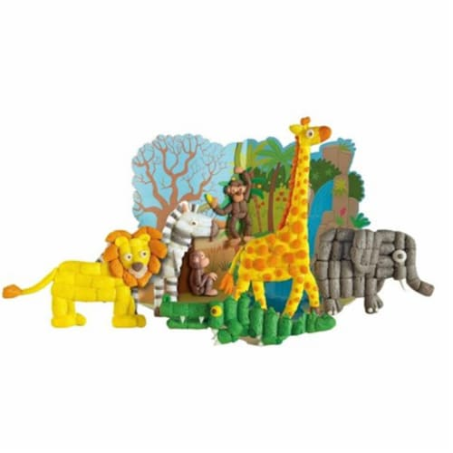 World Safari Creative game Perspective: front