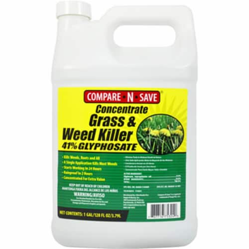 75324 Grass And Weed Killer - 1 Gallon Perspective: front