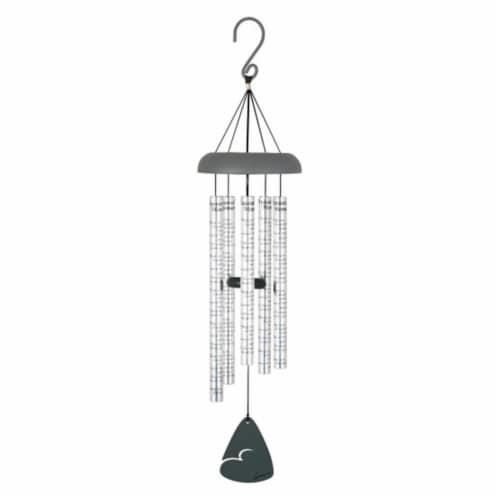 Treasured Memories 30 in. Sonnet Chime Perspective: front